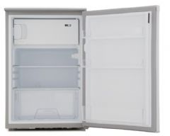 LEC A+ Rated 55cm Wide Fridge With 4 Star Freezer Box R5517S (Silver)